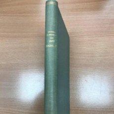 Libros antiguos: QUO VADIS...? - ENRIQUE SIENKIEWICZ - SIN AÑO - REENCUADERNADO. Lote 113629507