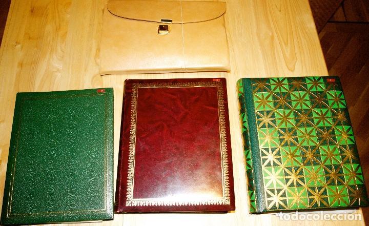 Libros antiguos: MIL FOTOS, DOCUMENTOS, CUADRO CON 50 FIRMAS. ARCHIVO MARTA PORTAL. PREMIO PLANETA 1966. EXCEPCIONAL - Foto 4 - 116459547