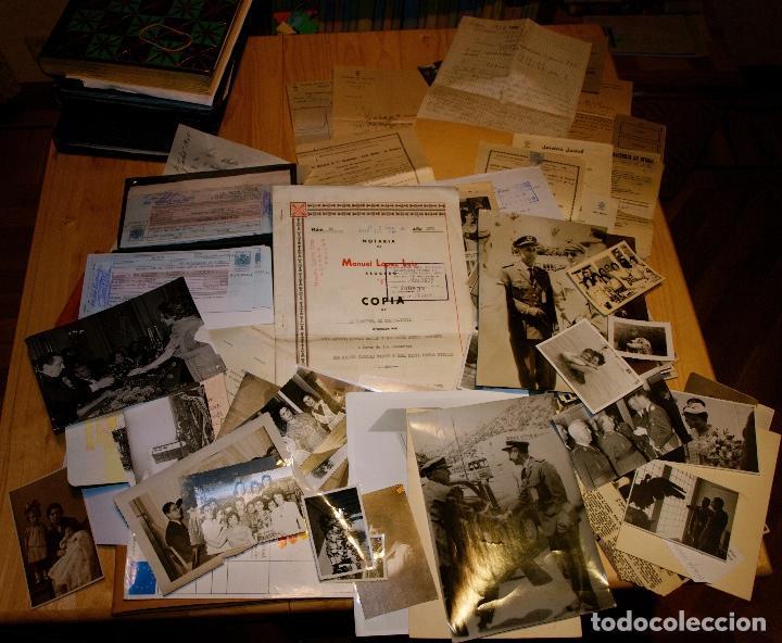 Libros antiguos: MIL FOTOS, DOCUMENTOS, CUADRO CON 50 FIRMAS. ARCHIVO MARTA PORTAL. PREMIO PLANETA 1966. EXCEPCIONAL - Foto 7 - 116459547