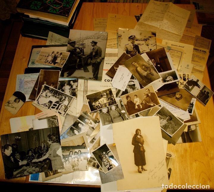 Libros antiguos: MIL FOTOS, DOCUMENTOS, CUADRO CON 50 FIRMAS. ARCHIVO MARTA PORTAL. PREMIO PLANETA 1966. EXCEPCIONAL - Foto 8 - 116459547