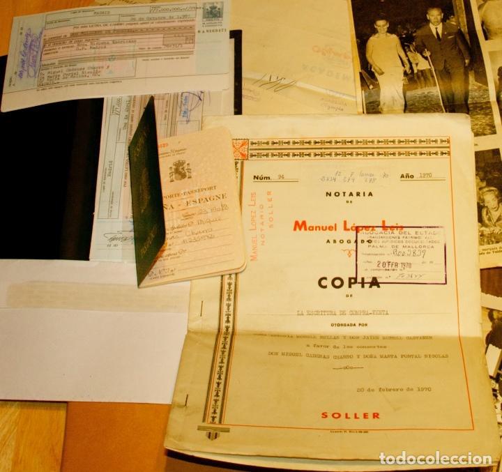 Libros antiguos: MIL FOTOS, DOCUMENTOS, CUADRO CON 50 FIRMAS. ARCHIVO MARTA PORTAL. PREMIO PLANETA 1966. EXCEPCIONAL - Foto 20 - 116459547