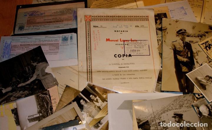 Libros antiguos: MIL FOTOS, DOCUMENTOS, CUADRO CON 50 FIRMAS. ARCHIVO MARTA PORTAL. PREMIO PLANETA 1966. EXCEPCIONAL - Foto 21 - 116459547