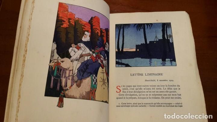 Libros antiguos: Pierre Benoit . L' Atlantide,1930,dedicado a Mra.Eva Duarte de Peron,(EVITA),unico. - Foto 9 - 116472635