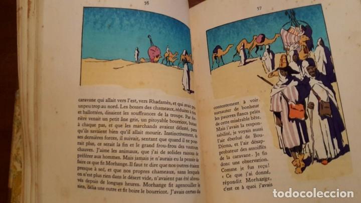 Libros antiguos: Pierre Benoit . L' Atlantide,1930,dedicado a Mra.Eva Duarte de Peron,(EVITA),unico. - Foto 10 - 116472635