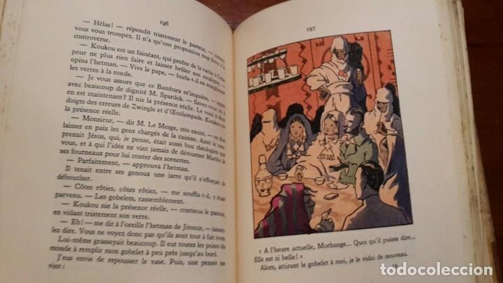 Libros antiguos: Pierre Benoit . L' Atlantide,1930,dedicado a Mra.Eva Duarte de Peron,(EVITA),unico. - Foto 11 - 116472635