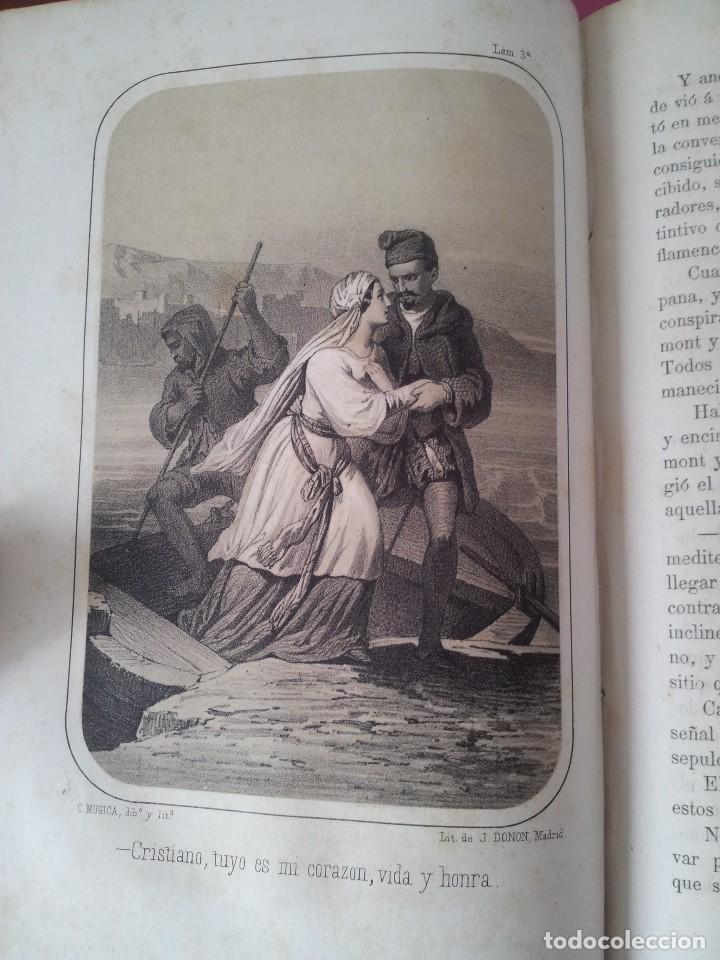 Libros antiguos: D. FLORENCIO LUIS PARREÑO - LA INQUISICION, EL REY Y EL NUEVO MUNDO - 2 TOMOS -1864/1865 - Foto 3 - 116867007