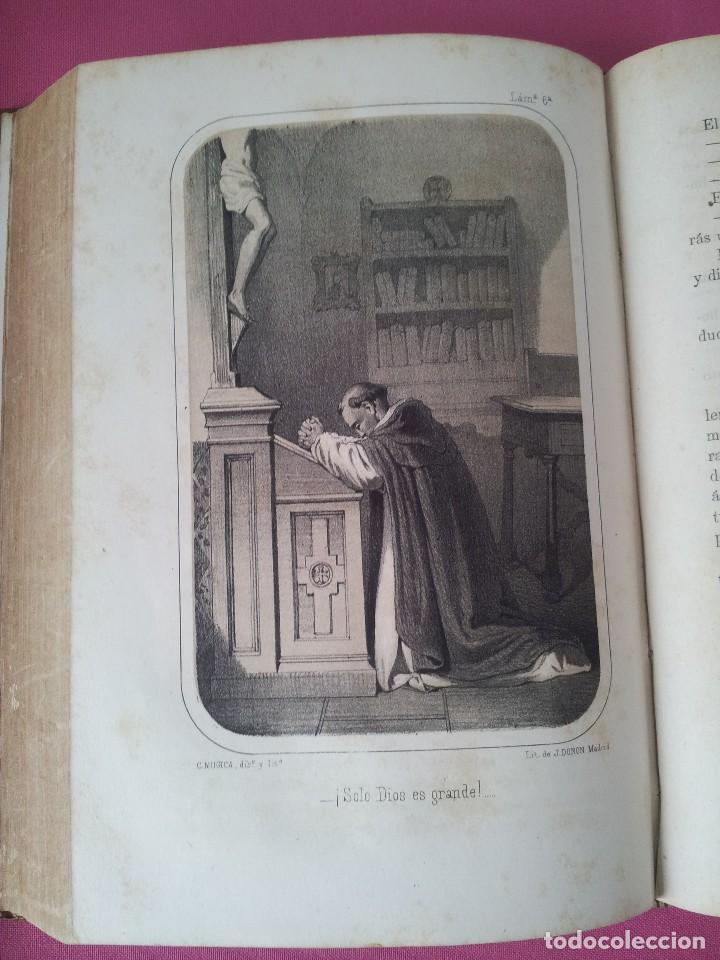 Libros antiguos: D. FLORENCIO LUIS PARREÑO - LA INQUISICIÓN Y EL REY (SEGUNDA PARTE) - 1864 - Foto 4 - 116867207