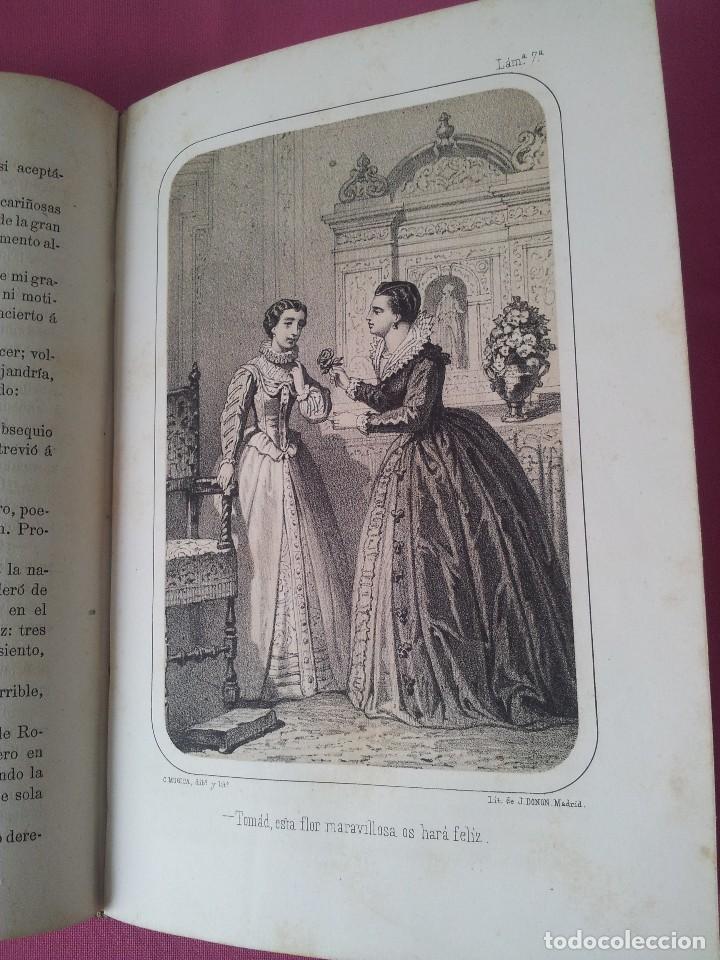 Libros antiguos: D. FLORENCIO LUIS PARREÑO - LA INQUISICIÓN Y EL REY (SEGUNDA PARTE) - 1864 - Foto 5 - 116867207