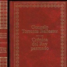 Libros antiguos: GONZALO TORRENTE BALLESTER: CRÓNICA DEL REY PASMADO. Lote 118457423