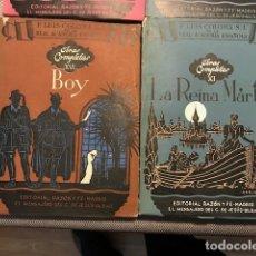 Libros antiguos: BOY - LA REINA MARTIR - JEROMIN. - P.LUIS COLOMA. Lote 118668727