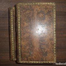 Libros antiguos: DOÑA ISABEL DE SOLIS. REINA DE GRANADA. D. FRANCISCO MARTINEZ DE LA ROSA. OBRA EN DOS TOMOS. 1837.. Lote 121113759