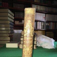 Libros antiguos: LOS CABALLEROS DE LA BANDA. JOSE DE ANDUEZA. LIB. ESPAÑOLA. 1863.. Lote 122562391