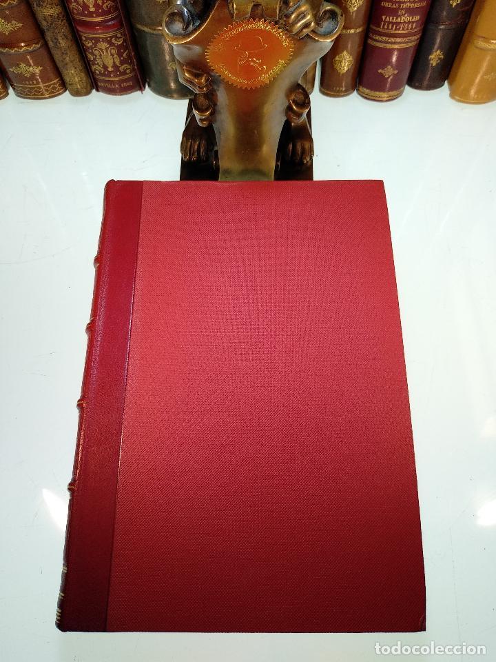 Libros antiguos: LAS TRES ROSAS DE LAIBAR - OSCAR ROCHELT Y DANIEL LECANDA - COLECC. EL COFRE BILBAINO - 1969 -BILBAO - Foto 2 - 122666587