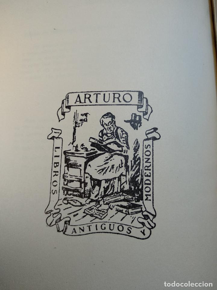 Libros antiguos: LAS TRES ROSAS DE LAIBAR - OSCAR ROCHELT Y DANIEL LECANDA - COLECC. EL COFRE BILBAINO - 1969 -BILBAO - Foto 8 - 122666587