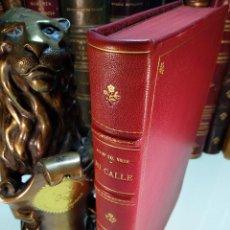 Libros antiguos: MI CALLE - JUAN DEL VALLE - COLECC. EL COFRE BILBAINO - 1969 -BILBAO - EDICIÓN LIMITADA - INTONSO -. Lote 122667211