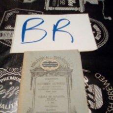 Libros antiguos: BIBLIOTECA UNIVERSAL MEJORES AUTORES TOMO XLIX GUERRA DE CATALUÑA POR MELO TOMO TERCERO MADRID 1879. Lote 123290354