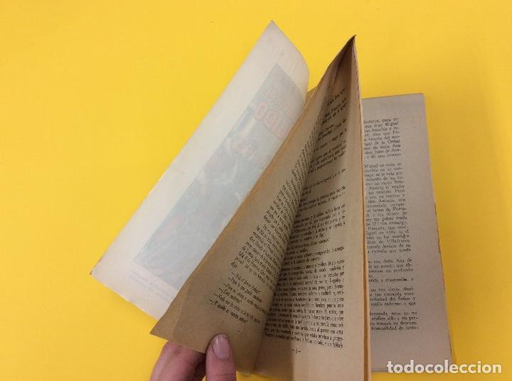 Libros antiguos: El pastelero de Madrigal o el rey fingido. J. Quevedo. intonso. Biblioteca s XIX. - Foto 2 - 124191471