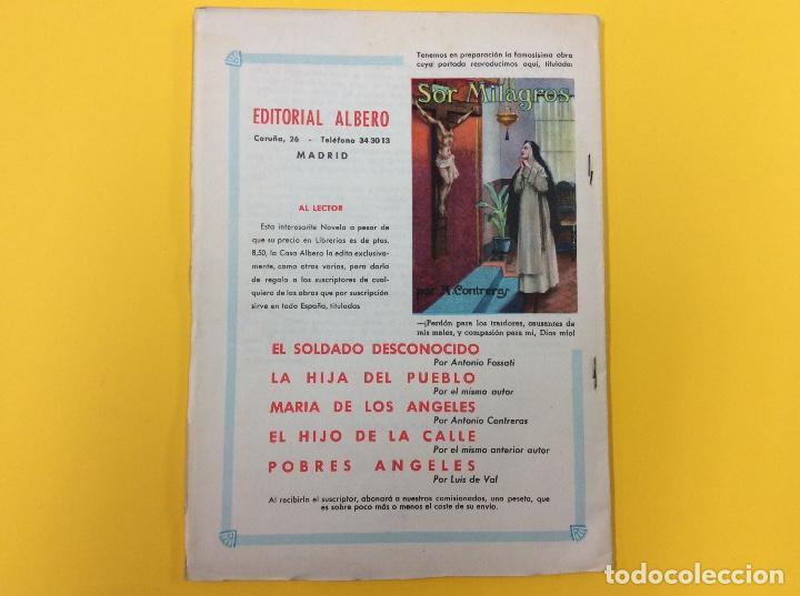 Libros antiguos: El pastelero de Madrigal o el rey fingido. J. Quevedo. intonso. Biblioteca s XIX. - Foto 3 - 124191471