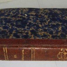 Libros antiguos: EL MARKGRAVE DE CLAIRES. CÁDIZ - 1844. Lote 124661915