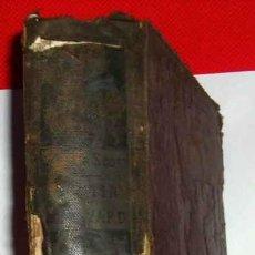 Libros antiguos: QUINTIN DURWARD - W. SCOTT 1883 - 582 PG- LEER DESCRIPCIÓN. Lote 125207199
