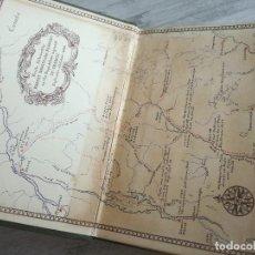 Libros antiguos: NORTHWEST PASSAGE (1937) - NOVELA HISTÓRICA DE KENNETH ROBERTS SOBRE LA GUERRA FRANCO-INDIA. Lote 246847170