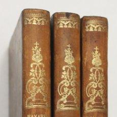 Libros antiguos: AMAYA Ó LOS VASCOS EN EL SIGLO VIII. NOVELA HISTÓRICA. - MADRID, 1879.. Lote 128444931