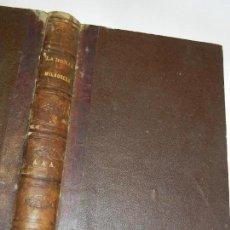Libros antiguos: LA MONJA MILAGRERA, DE MANUEL GONZÁLEZ - 1865 -. Lote 128543979