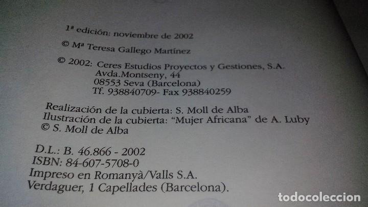 Libros antiguos: DESDE EGOLI- Gallego Martínez, María Teresa - Foto 8 - 128679319