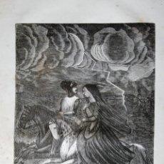 Libros antiguos: D. JUAN I DE CASTILLA O LAS DOS CORONAS, ANTIGUO LIBRO DE 1853 MUY ILUSTRADO. Lote 129315667