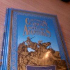 Libros antiguos: LOTE DE LIBROS DE AVENTURA. Lote 130014011