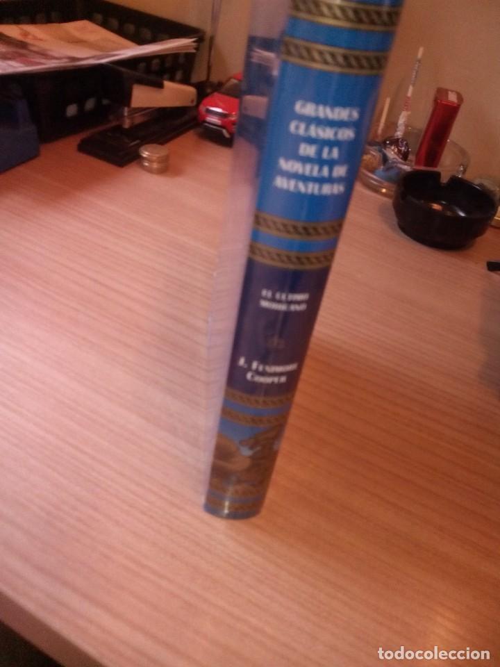 Libros antiguos: lote de libros de aventura - Foto 3 - 130014011