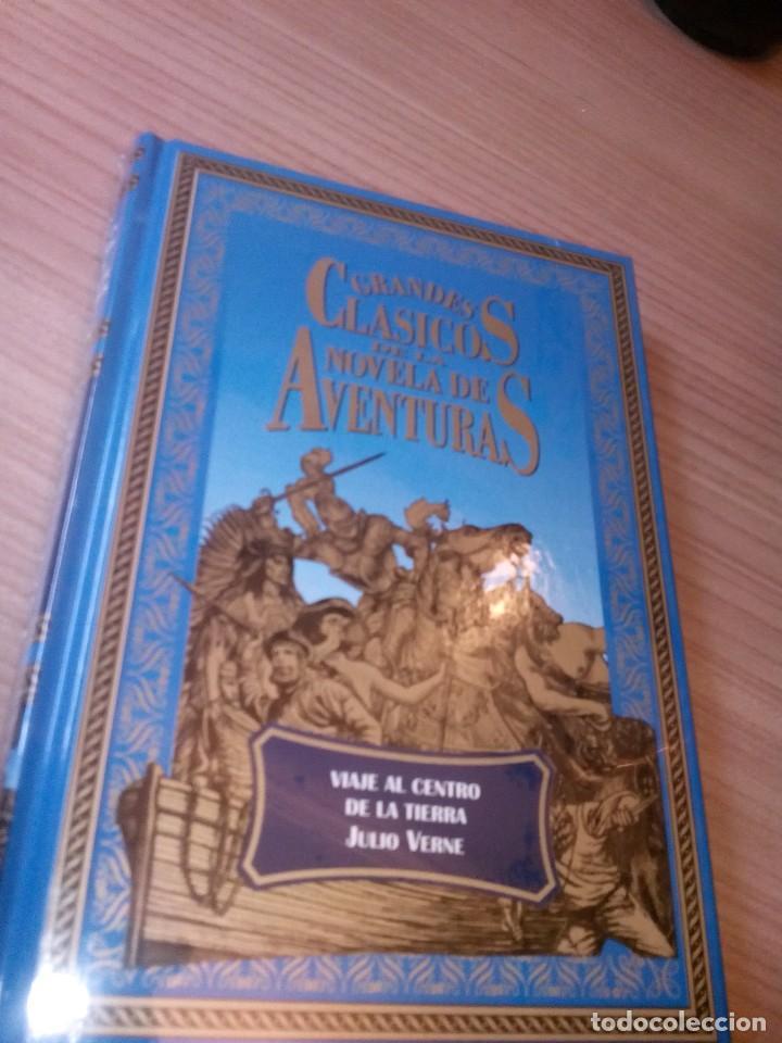 Libros antiguos: lote de libros de aventura - Foto 4 - 130014011