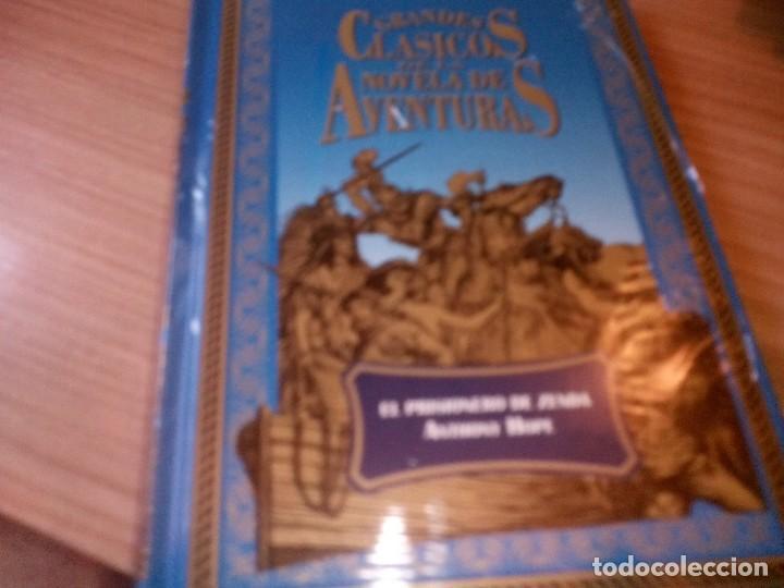 Libros antiguos: lote de libros de aventura - Foto 6 - 130014011