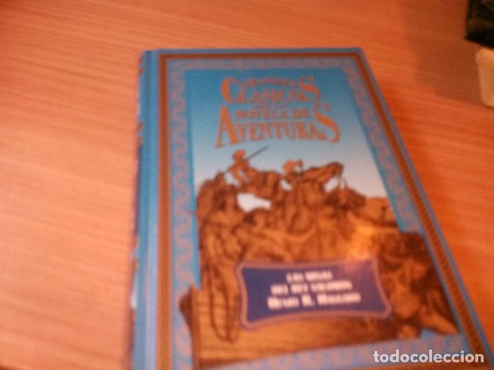 Libros antiguos: lote de libros de aventura - Foto 9 - 130014011