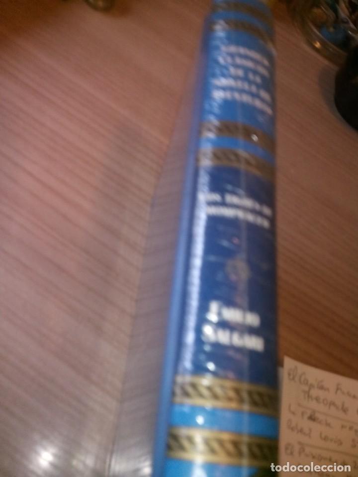 Libros antiguos: lote de libros de aventura - Foto 10 - 130014011