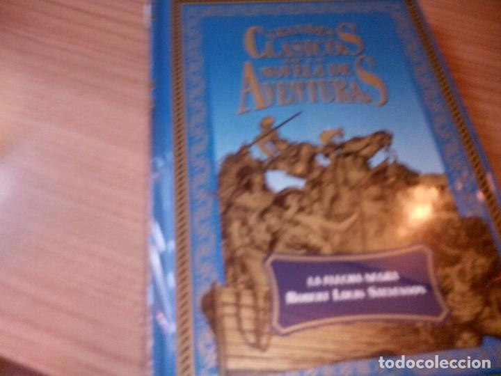 Libros antiguos: lote de libros de aventura - Foto 11 - 130014011