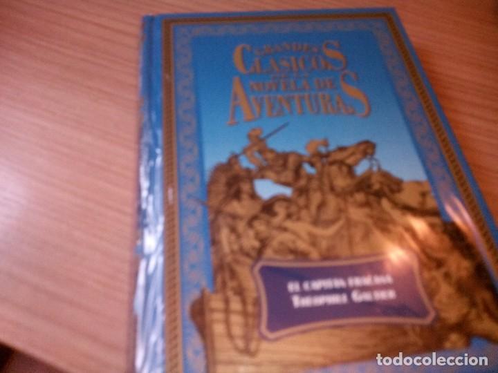 Libros antiguos: lote de libros de aventura - Foto 12 - 130014011