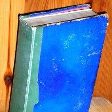 Libros antiguos: TRES NOVELAS DE FOLLETÍN ENCUADERNADAS EN TOMO ÚNICO DE BIBLIOTECA EL IMPARCIAL EN MADRID 1889. Lote 130925176