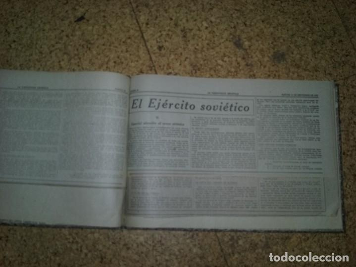 Libros antiguos: COLECCIÓN DE RECORTES DE LA VANGUARDIA DE LOAS AÑOS 50 CON DIFERENTES HISTORIAS - Foto 2 - 131298675