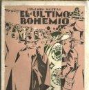 Libros antiguos: EL ULTIMO BOHEMIO - EUGENIO HELTAI - EDITOR J. GARCIA MERCADAL - 1923. Lote 134834761