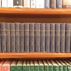 Libros antiguos: EPISODIOS NACIONALES DE BENITO PEREZ GALDOS. Lote 132540086