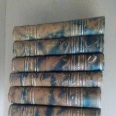 Libros antiguos: 6 LIBROS DE D, PEDRO ANTONIO DE ALARCON (MAGNÍFICOS)1931 SUCESORES DE RIBADENEIRA S,A,. Lote 133056946