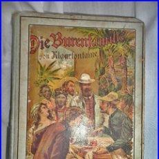 Libros antiguos: PRECIOSO LIBRO DE AVENTURAS SOBRE LOS BOERS EN SUDÁFRICA.. Lote 134050150