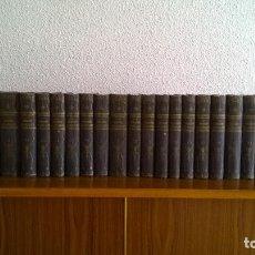 Libros antiguos: EPISODIOS NACIONALES. BENITO PEREZ GALDOS. Lote 135263950
