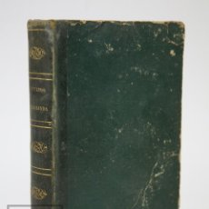 Libros antiguos: LIBRO ILUSTRADO - LOS CABALLEROS DE LA BANDA Ó LAS REVUELTAS DE CASTILLA. J.M. DE ANDUEZA - AÑO 1863. Lote 136033310