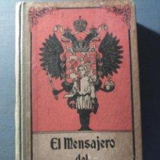 Libros antiguos: EL MENSAJERO DEL ZAR, 1916. Lote 137666374