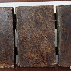 Libros antiguos: VIAGES DE ANTENOR POR GRECIA Y ASIA. 3 TOMOS. LANTIER. BURDEOS. 1823.. Lote 137705550