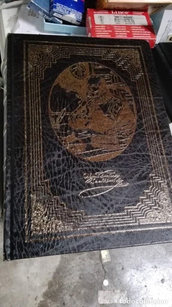 Libros antiguos: DON QUIJOTE DE LA MANCHA , 2 TOMOS , EDICIONES RUEDA - Foto 2 - 138592806