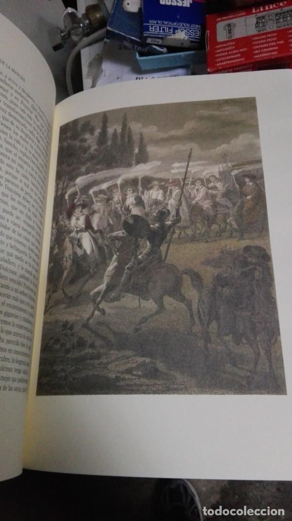 Libros antiguos: DON QUIJOTE DE LA MANCHA , 2 TOMOS , EDICIONES RUEDA - Foto 5 - 138592806