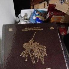 Libros antiguos: DON QUIJOTE DE LA MANCHA , TOTALMENTE NUEVOS CON SU CAJA Y PRECINTADOS , EDICIONES RUEDA. Lote 138593258